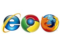 IE, Chrome,  Firefox / : 
